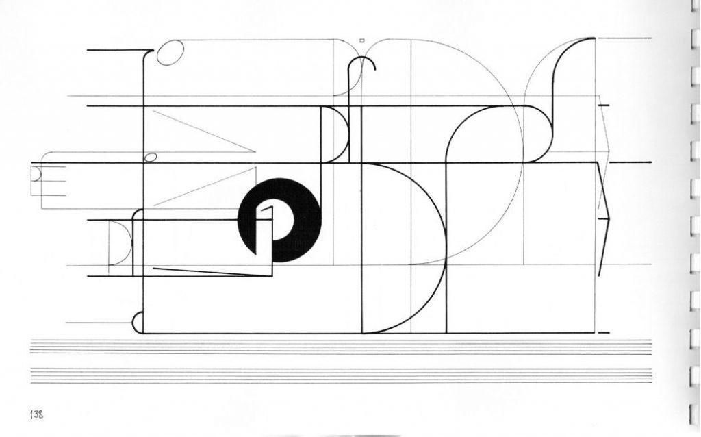 Cornelius Cardew's Treatise (1963-67) | Graphic score, Sketch book
