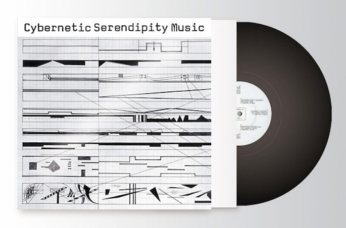 graphic score music Cybernetic-Serendipity