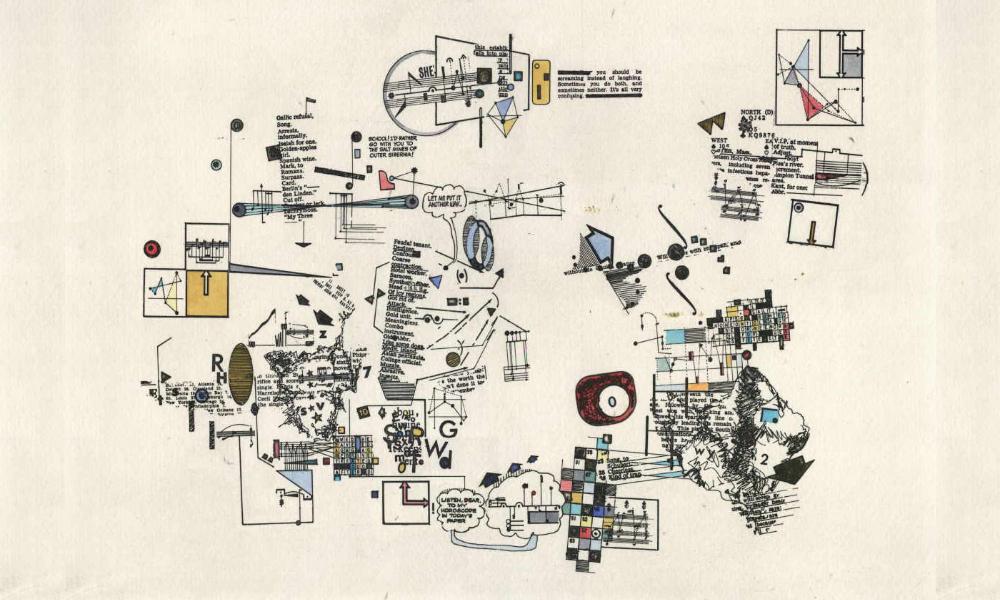 Roman Haubenstock-Ramati - graphic notation